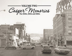 Volume Two: Casper Memories: The 1940s, 1950s and 1960s Cover