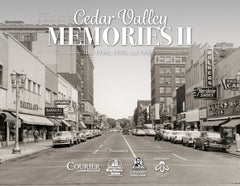 Volume II: Cedar Valley Memories: The 1940s, 1950s and 1960s Cover
