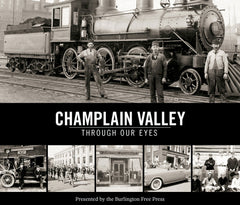 Champlain Valley: Through Our Eyes Cover