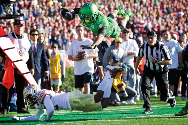 Rare Air: The University of Oregon's Historic 2014 Football Season