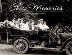 Chico Memories: The Early Years Cover