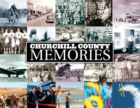 Churchill County Memories: A Pictorial History Cover