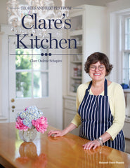 Stories and Recipes from: Clare's Kitchen: by Clare Osdene Schapiro Cover