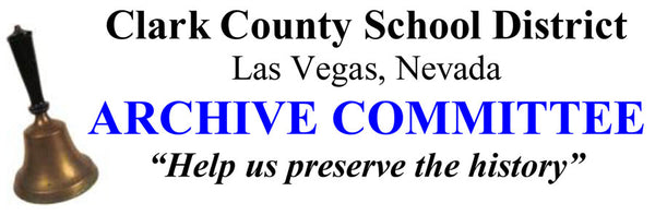Clark County School District Archive Committee