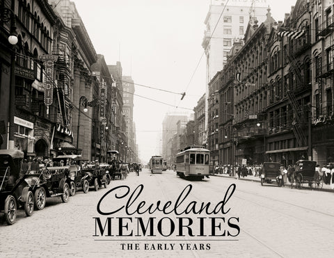 Cleveland Memories: The Early Years Cover