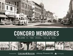 Concord Memories: Volume II - The 1940s, '50s & '60s Cover