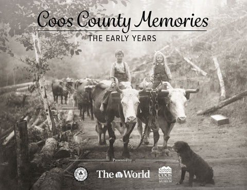 Coos County Memories: The Early Years Cover