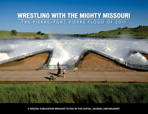 Wresting with the Mighty Missouri: The Pierre / Fort Pierre Flood of 2011 Cover