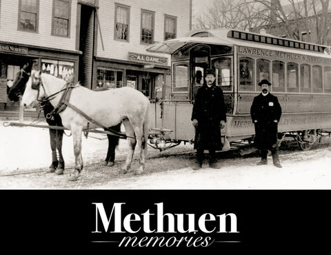 Methuen Memories Cover