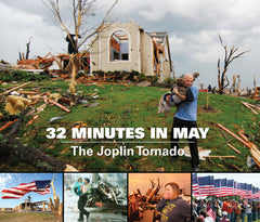 32 Minutes in May: The Joplin Tornado Cover