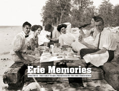 Erie Memories: Vol. II - The Early Years Cover