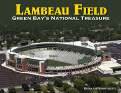 Lambeau Field: Green Bay's National Treasure Cover