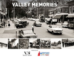 Valley Memories: Volume II Cover
