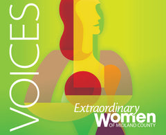 VOICES: Extraordinary Women of Midland County Cover