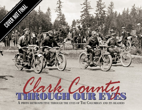 Clark County: Through Our Eyes Cover
