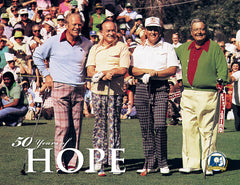 50 Years of Hope: The Celebrities, Philanthropy and Fun that Make The Bob Hope Classic a PGA Tour Premiere Event Cover