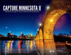 Capture Minnesota II: Minnesota Through the Eyes of Minnesota Photographers Cover