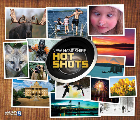 New Hampshire Hot Shots: Photography Fine Art Book and Calendar Cover