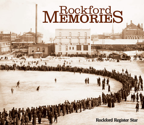 Rockford Memories Cover