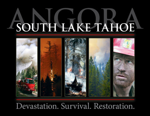 Angora: South Lake Tahoe Cover
