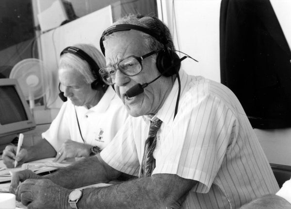 Jack Cristil: Voice of the MSU Bulldogs