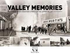 Valley Memories: When Disaster Strikes in the Upper Valley Cover