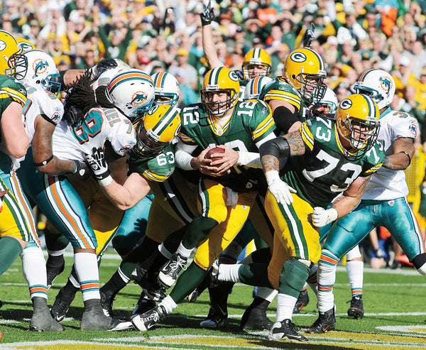 Green, Gold and Glorious: The Green Bay Packers' Magical Run to Super Bowl XLV