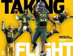 Taking Flight: Oregon's 25-Year Rise from Dormant to Dynasty Cover