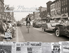 Erie Memories: 125 Years of the Erie Region Cover