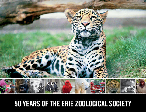 50 Years of the Erie Zoological Society Cover
