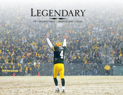 Legendary: The Unforgettable Career of Brett Favre Cover