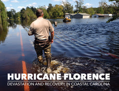 Hurricane Florence: Devastation and Recovery in Coastal Carolina Cover