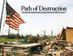 Path of Destruction: The Historic Devastation and Restoration of Dekalb County Cover