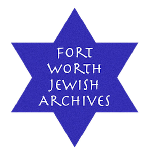 Fort Worth Jewish Archives