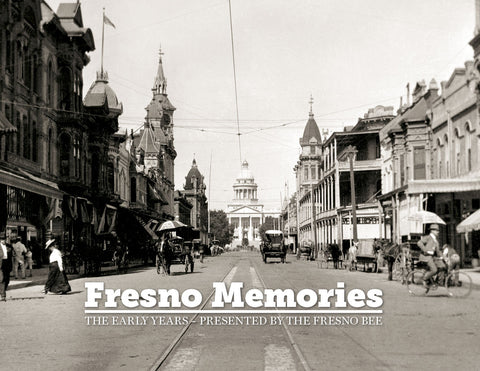 Fresno Memories: The Early Years Cover
