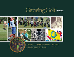 Growing Golf: the Press Thorton Future Masters Cover