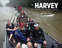 Harvey: Galveston County, Texas: From the staff of The Daily News Cover
