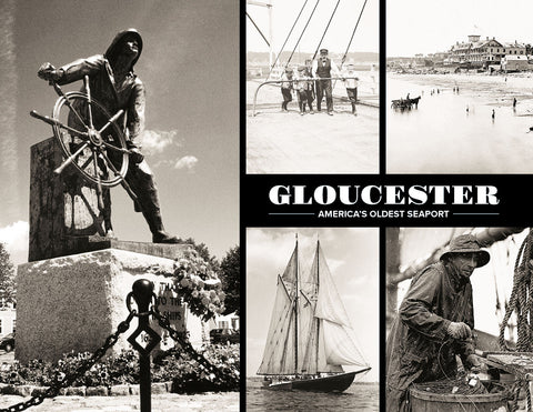 Gloucester: America's Oldest Seaport Cover