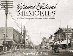 Grand Island Memories: A Pictorial History of the mid-1800s through the 1930s Cover