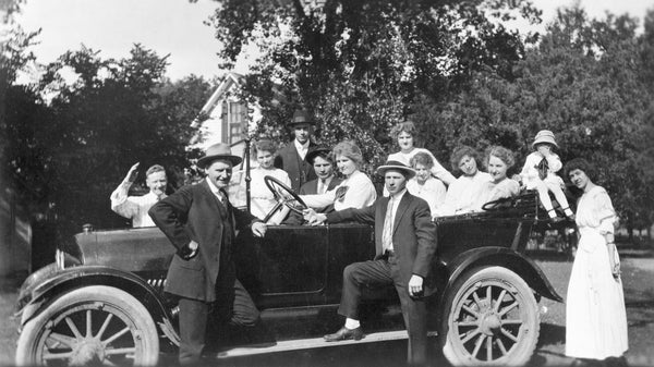 Grand Island Memories: A Pictorial History of the mid-1800s through the 1930s
