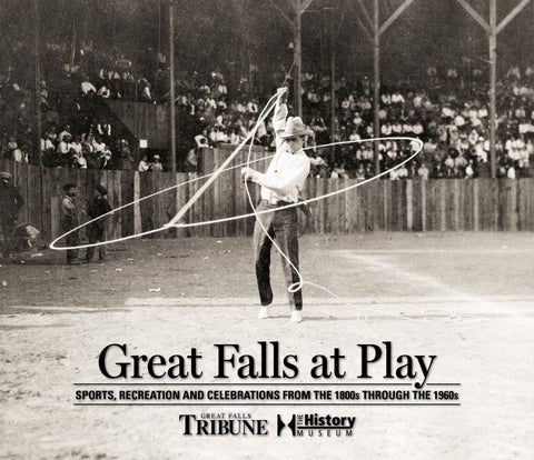 Great Falls at Play Cover