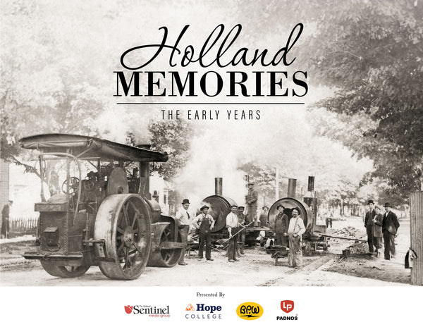 Holland Memories: The Early Years Cover