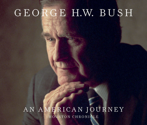 George H.W. Bush: An American Journey Cover