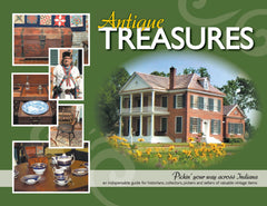 Antique Treasures Cover