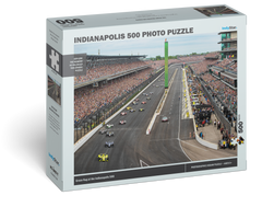 Photo Puzzle: Indianapolis 500: 500 Pieces Cover