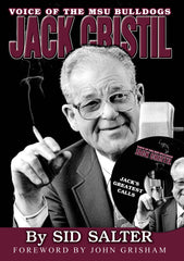 Jack Cristil: Voice of the MSU Bulldogs Cover