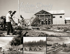 Jackson County: Looking Back: Volume II - The 1940s, '50s and '60s Cover