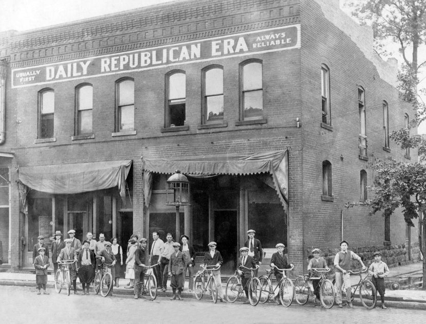 Jackson County Memories: The Early Years
