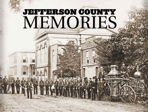 Jefferson County Memories Cover