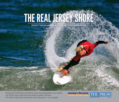 The Real Jersey Shore: Jersey Shore by Jersey Shore Photographers Cover